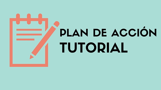 PLAN ACCIÓN TUTORIAL