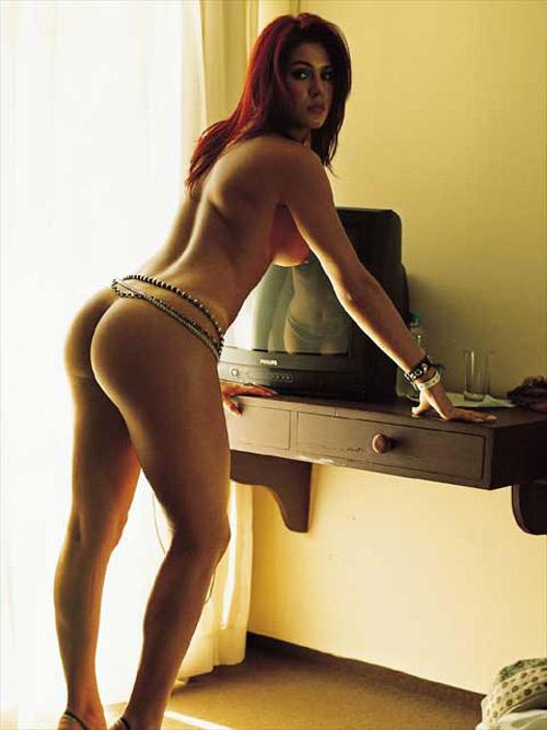 L Via Andrade Revista Playboy Setembro Fotos Morena Nua