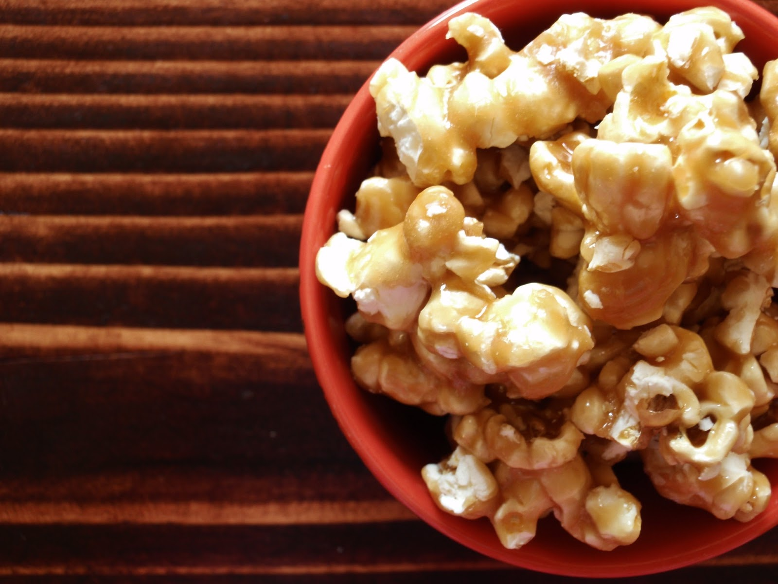 A Creative Cookie: Caramel Corn