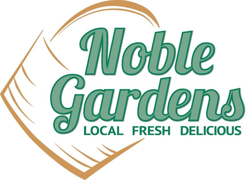 Noble Gardens, Nobleford, Alberta