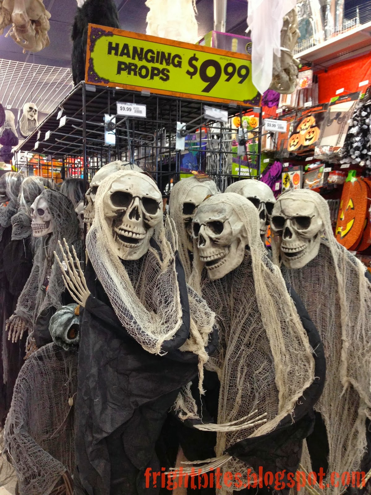 Fright Bites: Halloween 2013 Finds at Party City