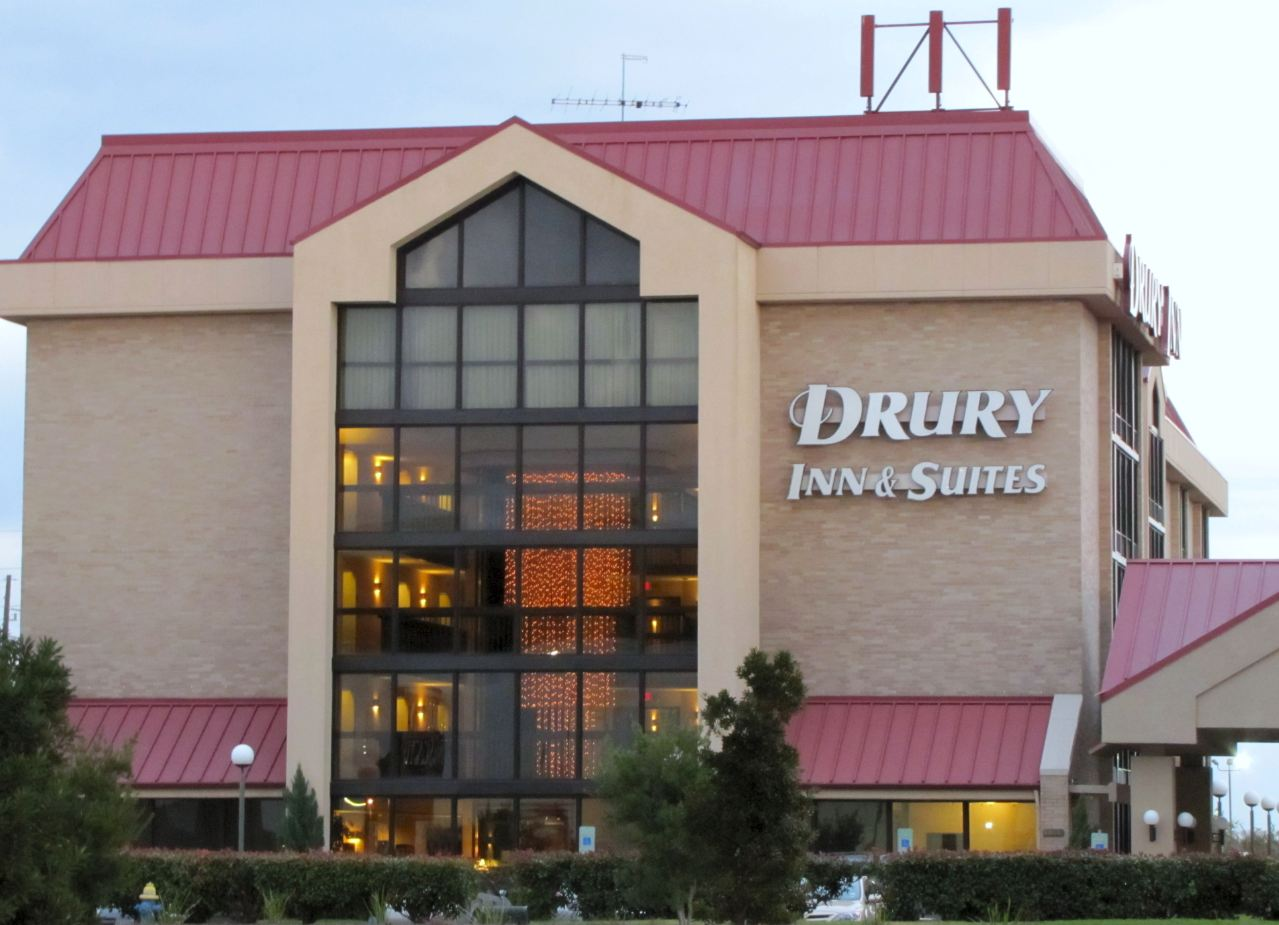 Houston Texas Drury Inn Hotels