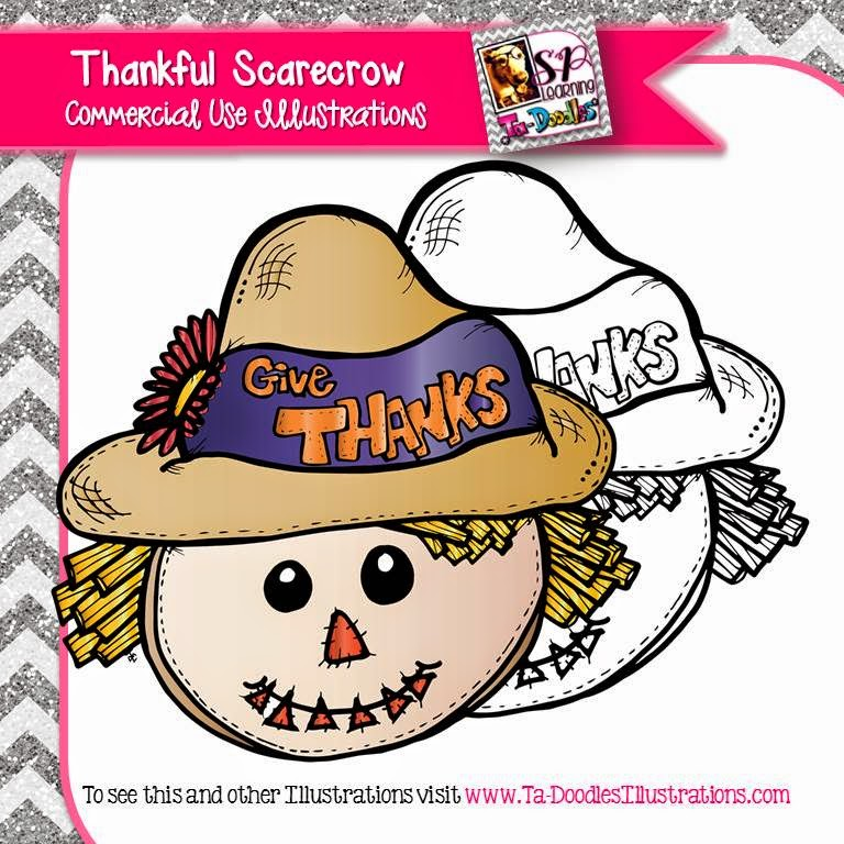http://www.teacherspayteachers.com/Product/Thankful-Scarecrow-Freebie-1542428