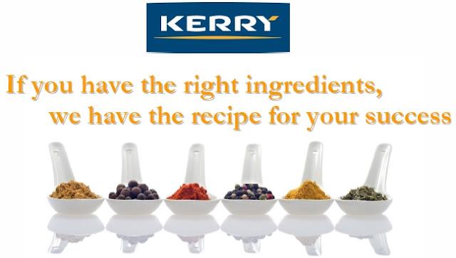 Jawatan Kosong Kerry Ingredients (M) Sdn Bhd 2016 di Masai Johor