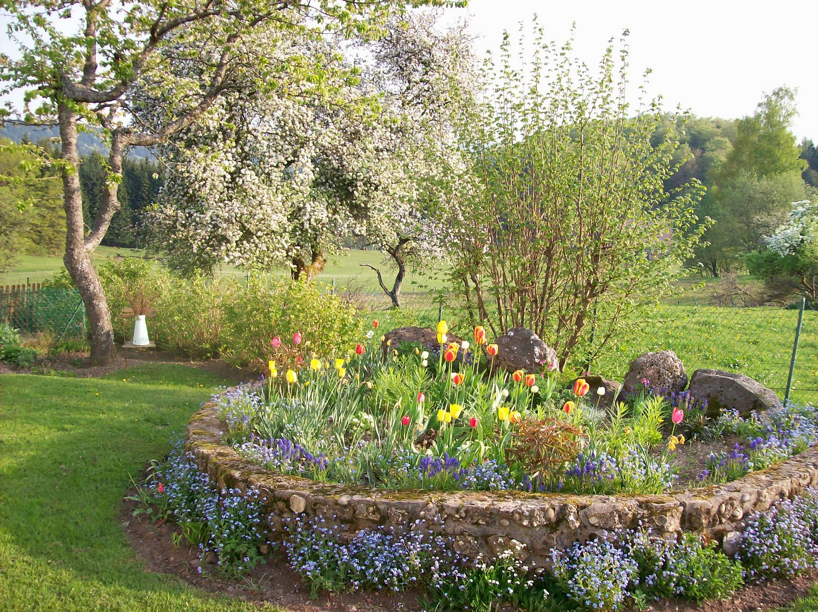 L 39 envol de catherine et nathalie avril 2011 for Catherine de jardin