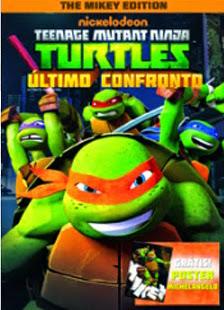As Tartarugas Ninja – Último Confronto Dublado