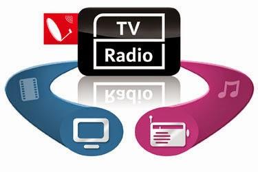 Daftar Radio dan TV di Kota Bandung