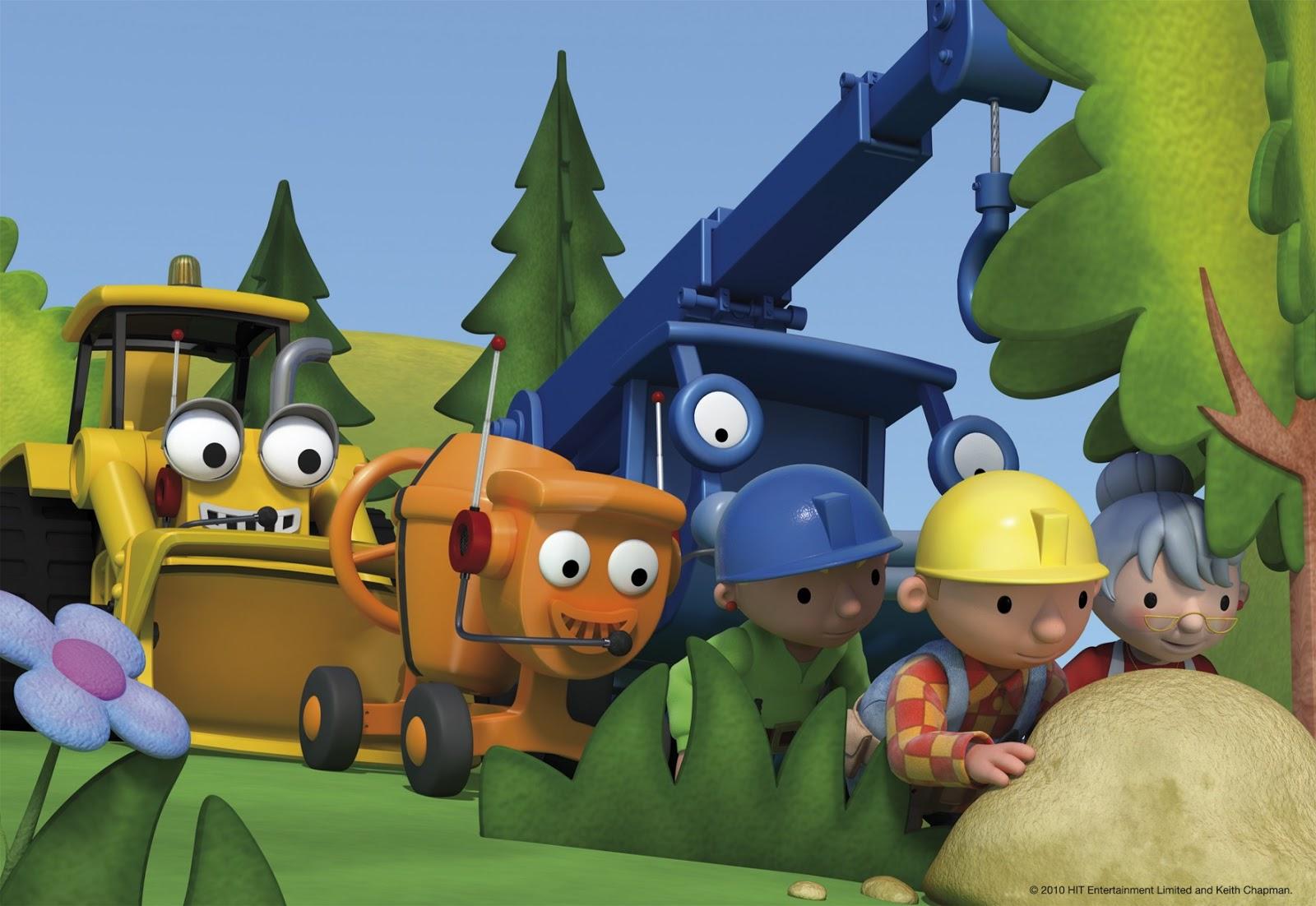 Bob the Builder Scratch