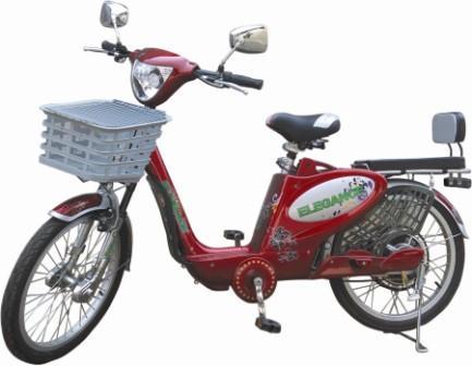 SEPEDA LISTRIK ( ELECTRIC MOTORCYCLE)