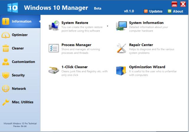 عملاق صيانة ويندوز والحاسوب بشكل windows+10+manager.p