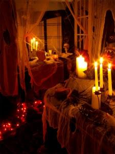 Little Girls Bedroom Halloween Decorations
