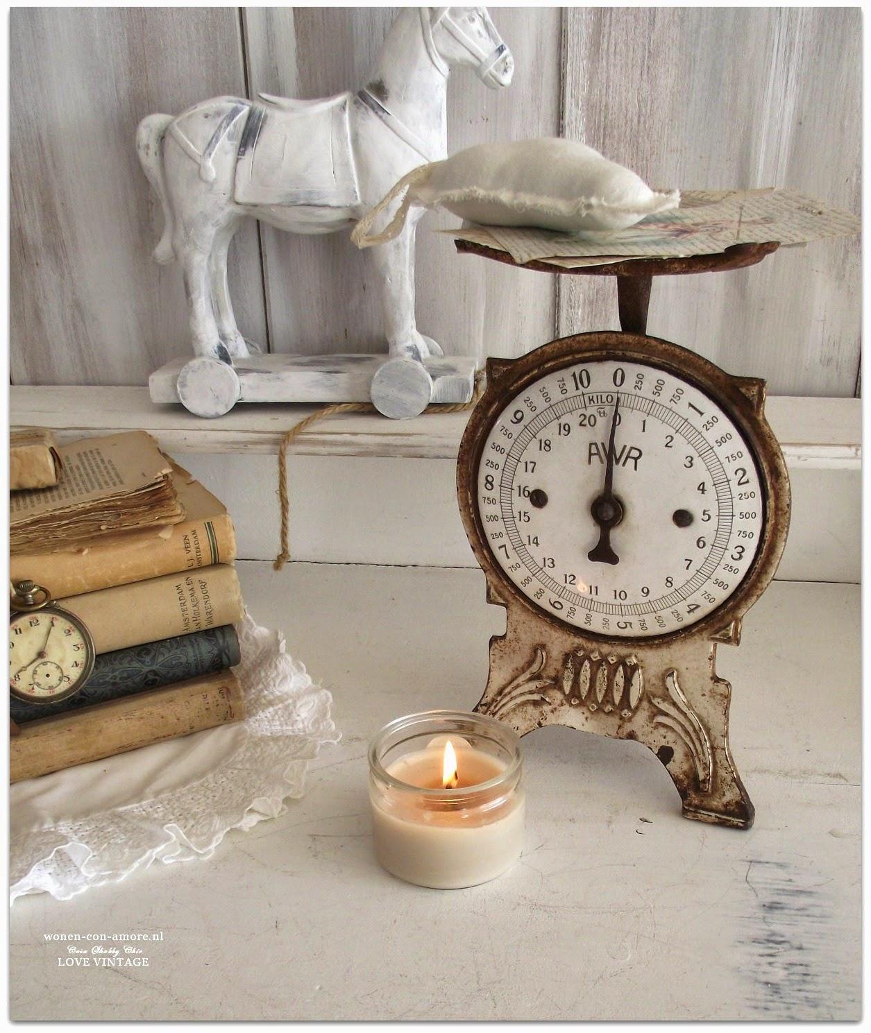 shabby chic con amore casa shabby chic un shabby chic romantico a casa mia. Black Bedroom Furniture Sets. Home Design Ideas