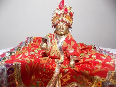 Krishna Janmashtami, Brindavan