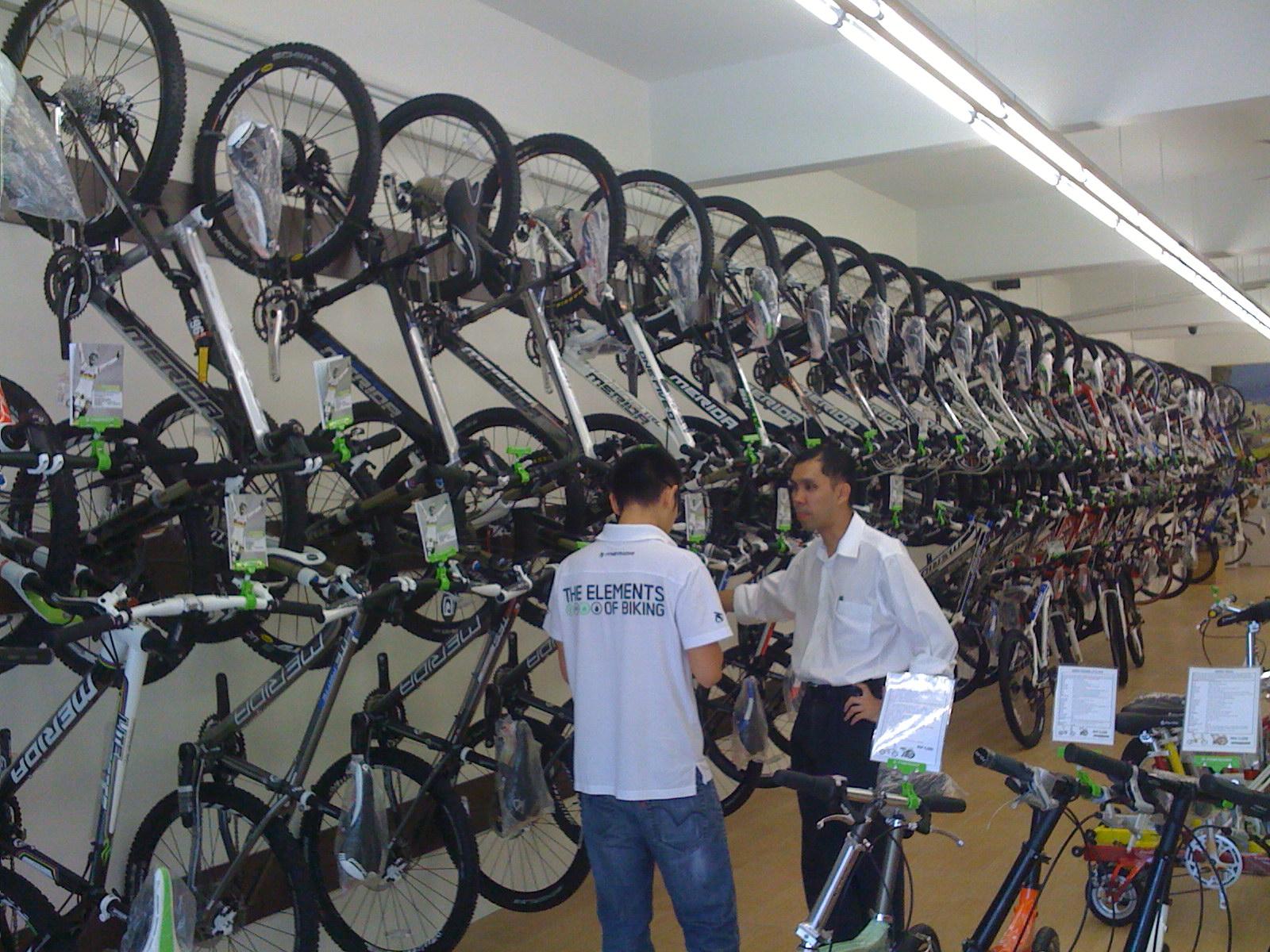 Bicycle Shop Malaysia
