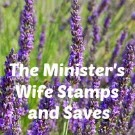 The Minister's Wife Stamps and Saves