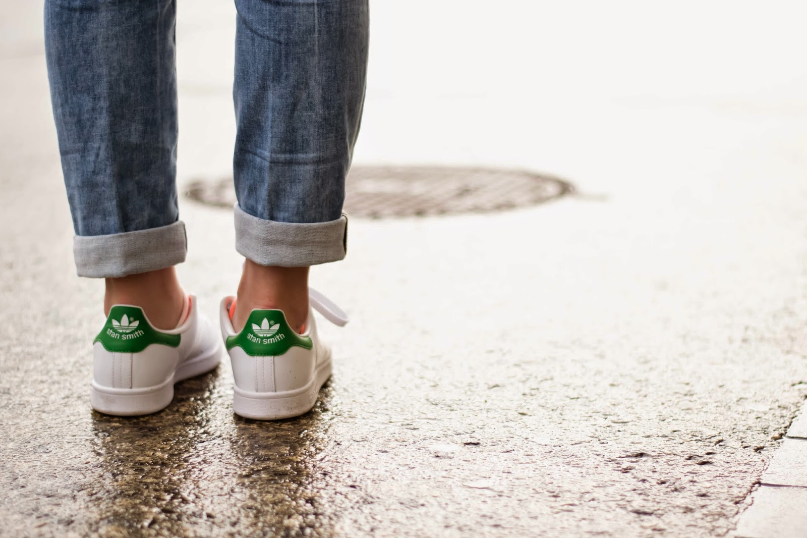 How to wear stan smiths