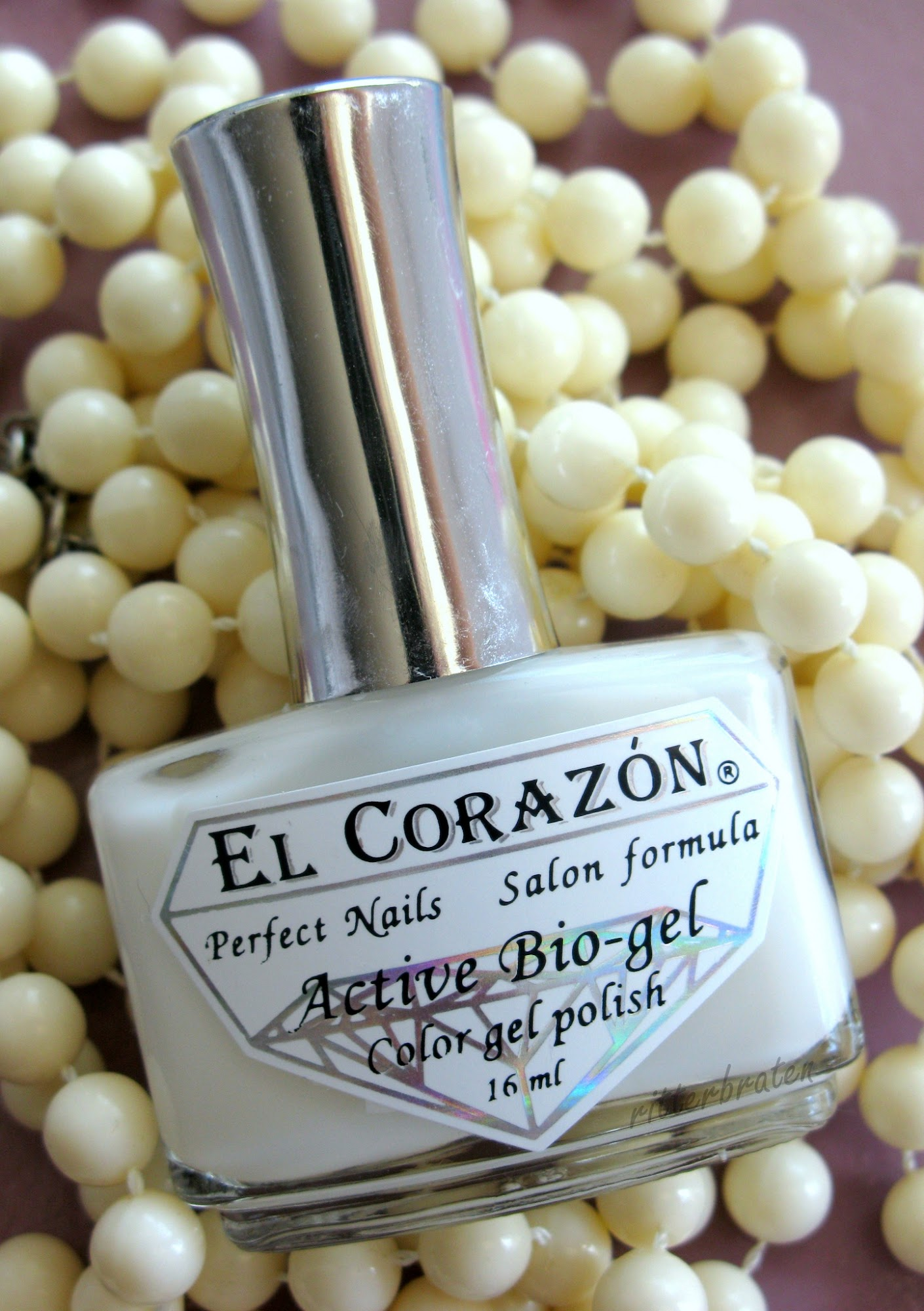 El Corazón jelly collection