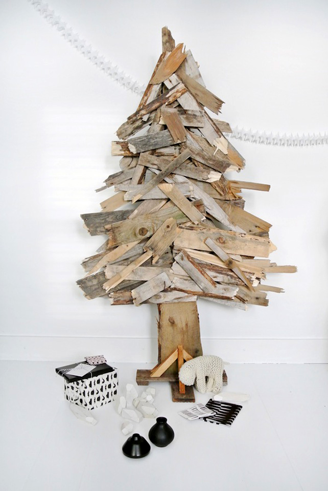 DIY Weihnachtsbaum, DIY Christmas Tree
