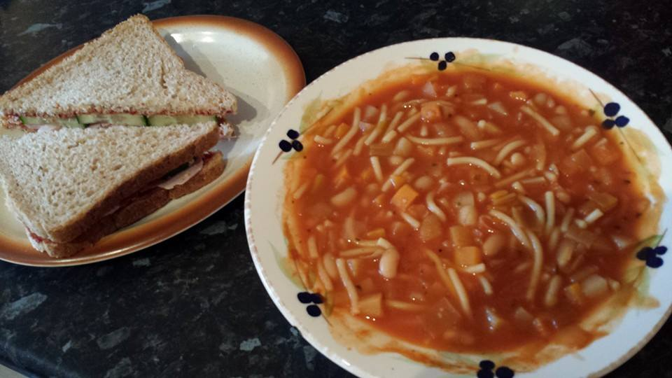 A World Of Slimming Recipes: Minestrone Soup
