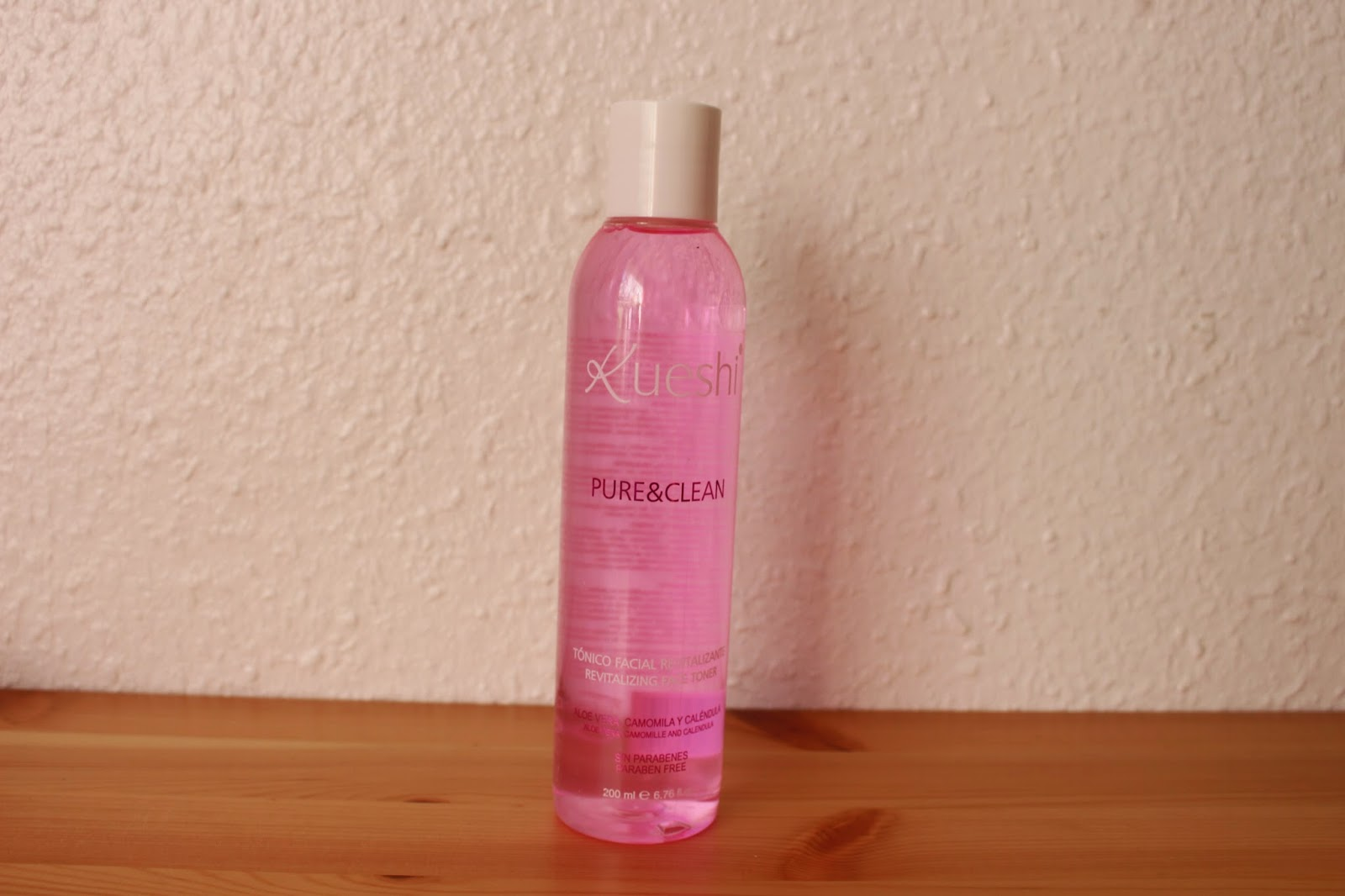 Kueshi Pure & Clean Face Toner
