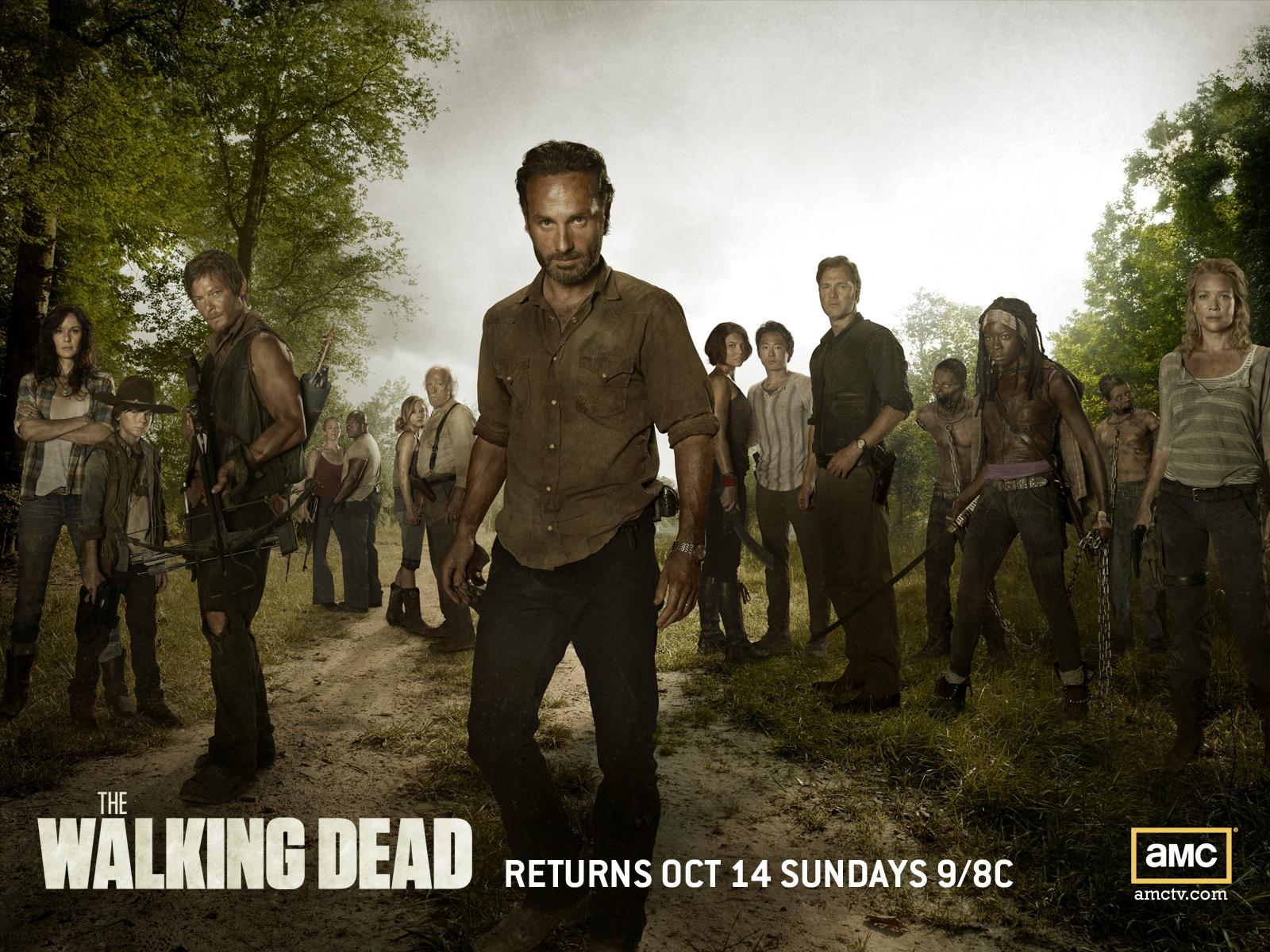 The Walking Dead Temporada 3 (season 3) wallpaper3
