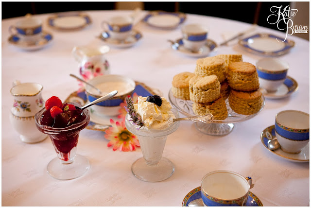 wedding cream tea, afternoon tea wedding, , crook hall durham wedding, st michaels houghton le spring wedding, crook hall and gardens, durham wedding venue, katie byram photography, durham wedding photographer, newcastle wedding photographer, relaxed weddings durham, purple wedding, calla lillies