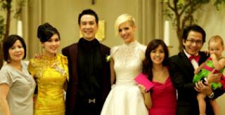 Foto Pernikahan VJ Daniel