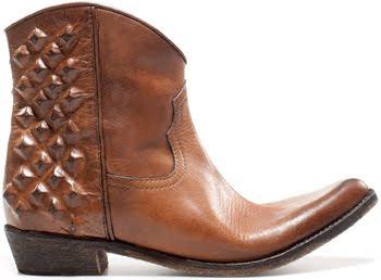 botines cowboy mujer Zara