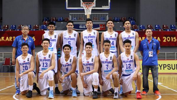 2015 FIBA Asia U16: Batang Gilas stuns China, 78-72