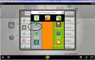 Select Whatsapp Messenger
