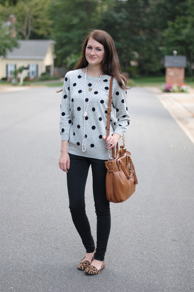 Southern Curls & Pearls: Polka Dots & Pearls