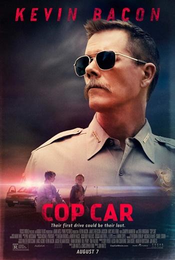 Coche Policial DVDRip Latino