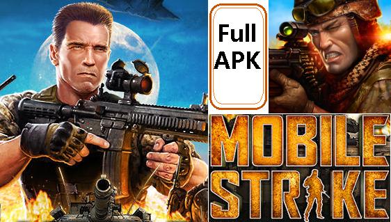 Mobile Strike v3.10.103 APK ( Free for USA visitor)