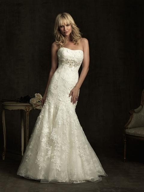 Vestidos de novia según tu figura