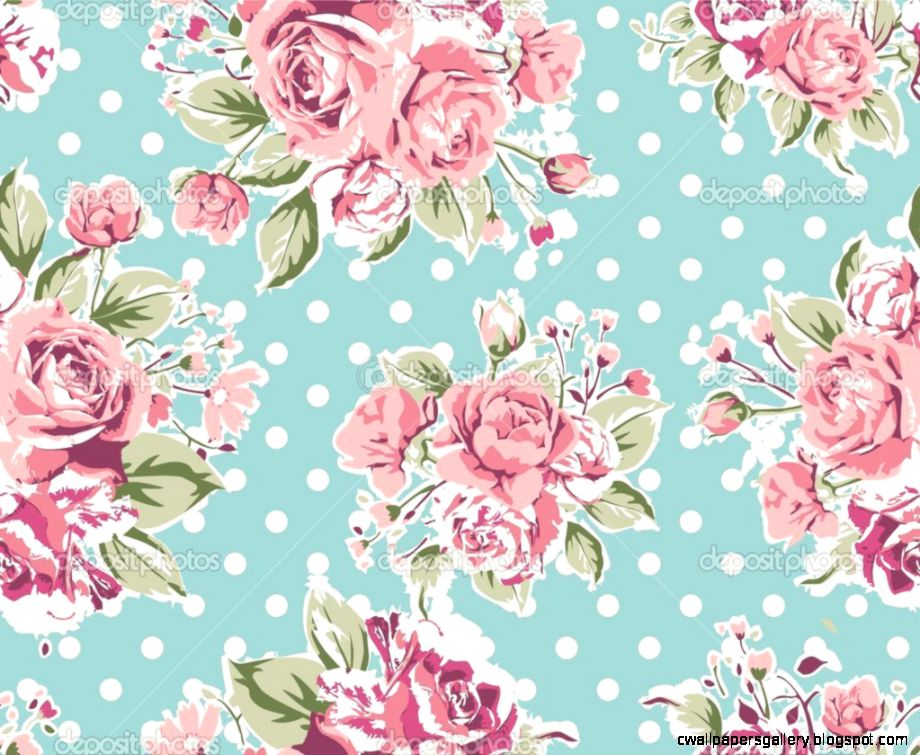 Vintage Flowers Wallpapers   Wallpaper Cave