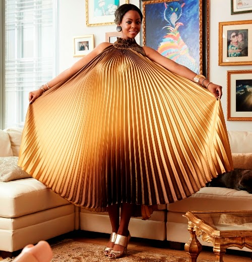 Daughter Of Tycoon Deinde Fernandez,  Abimbola Fernandez Release Stunning Picture