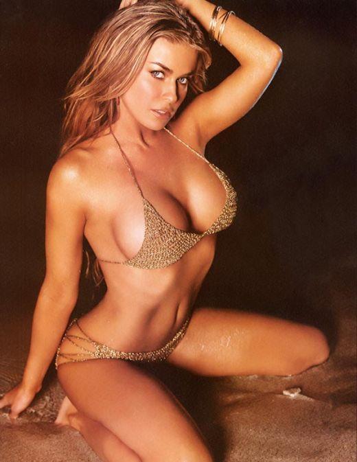 All In Celebrity Carmen Electra Bikini Photos