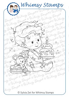 All The Things I Love Whimsy Stamps Release Day