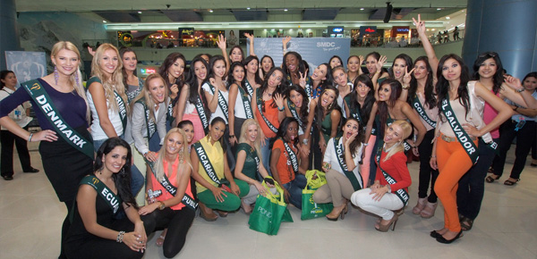 Miss Earth 2012 People's Choice Award