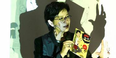 Artis Politisi Nurul Arifin dengan Karya Bukunya
