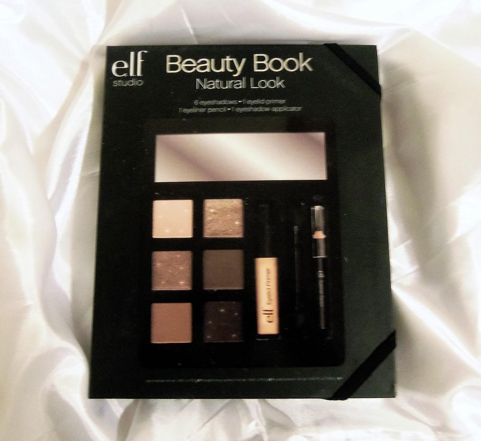 elf beauty book