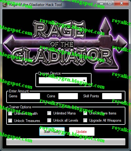 Rage of the Gladiator Hack Tool [FREE Download] [No Survey] [NEW]