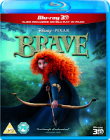 Brave (2012) BluRay 720p 3D H-SBS 600MB Free movies