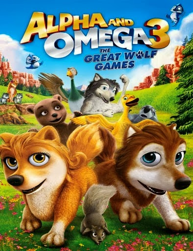 Ver Alpha y Omega 3: The Great Wolf Games (2014) Online