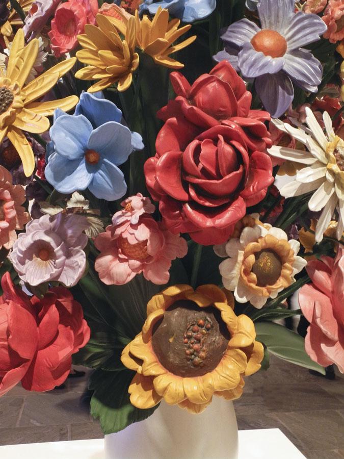 Studio And Garden The Enigma Of Jeff Koons Formalist Social