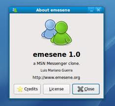 Messenger Linux