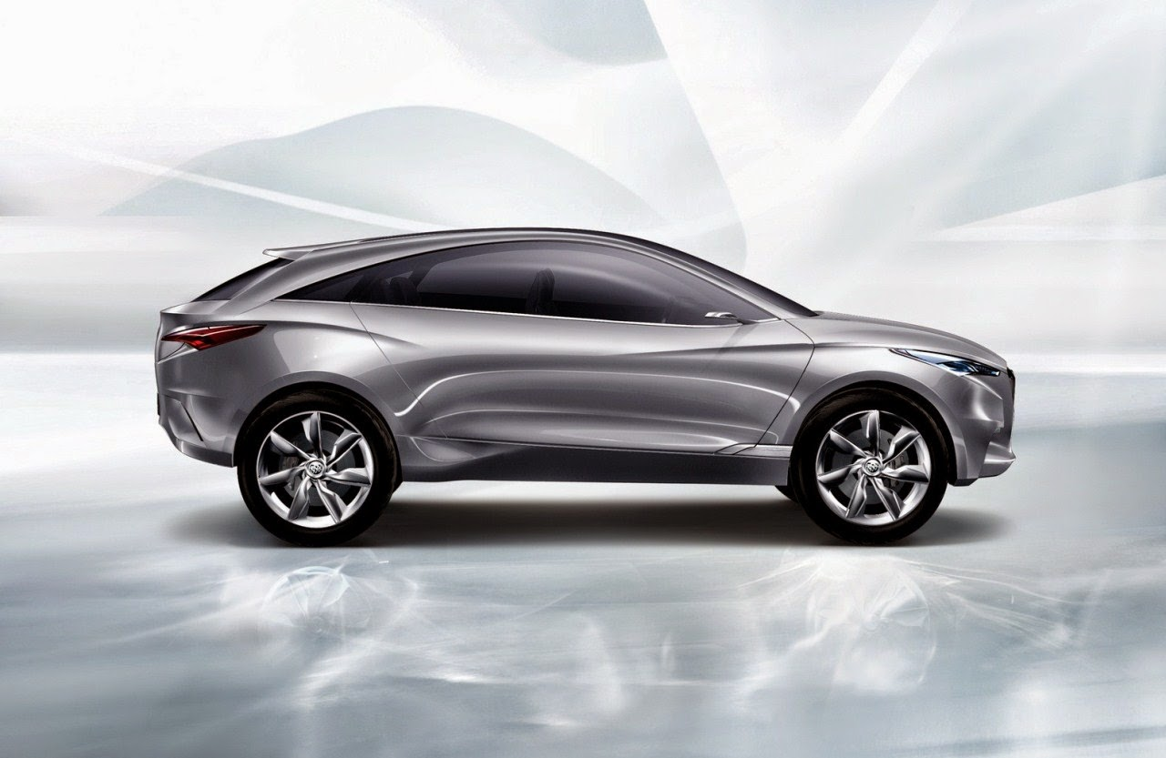 2014 Buick Anthem Specification, Prices, Photos