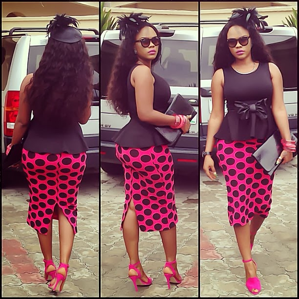 Photos Of Chioma Okeke