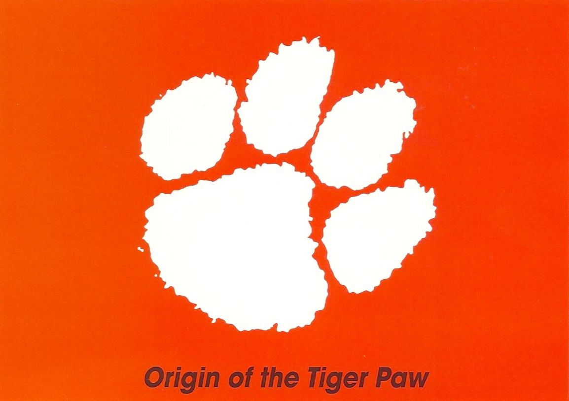 clemson football logo coloring pages - photo#24