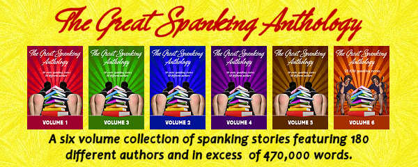 The Great Spanking Anthology
